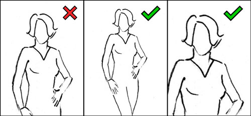 Kleidung Stilberatung was soll ich anziehen