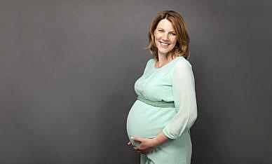 Babybauchfotos für Ramona – mit der Kamera vor der Kamera